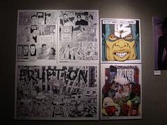 Dawud Anyabwile (otherheroes) Tags: david eye art comics other african exhibition american comix heroes sims trauma dawud brotherman anyabwile dictatorofdiscipline