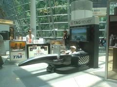 03.豪雅錶的模擬賽車