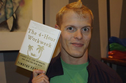 Tim Ferriss with 4 hour work week