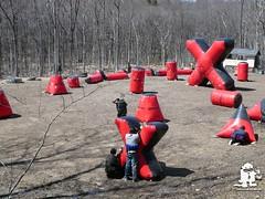 outdoor paintball xball ejam ejam3