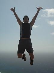 Woo Hoo! (TruTru) Tags: jump kokohead