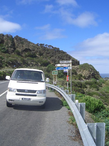 Kitegiant - '98 VW Caravelle