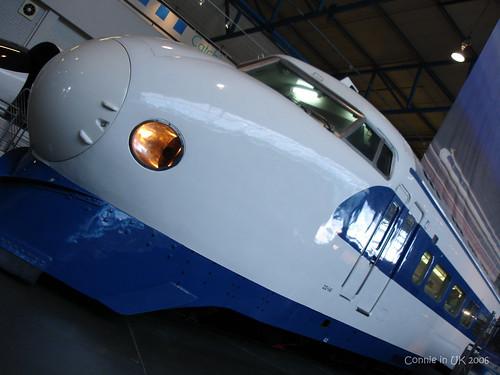 新幹線在英國