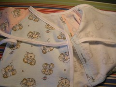 Baby clothes jacket
