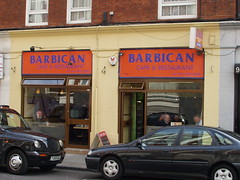 Picture of Barbican Cafe, EC1V 3RQ