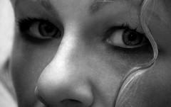 i wonder (Arizona♥BabyDoll) Tags: portrait face heidi eyes nikon expressyourself arizonababydoll