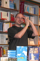 John Scalzi @ Prairie Lights