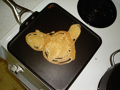 Steamboat Willie Pancake
