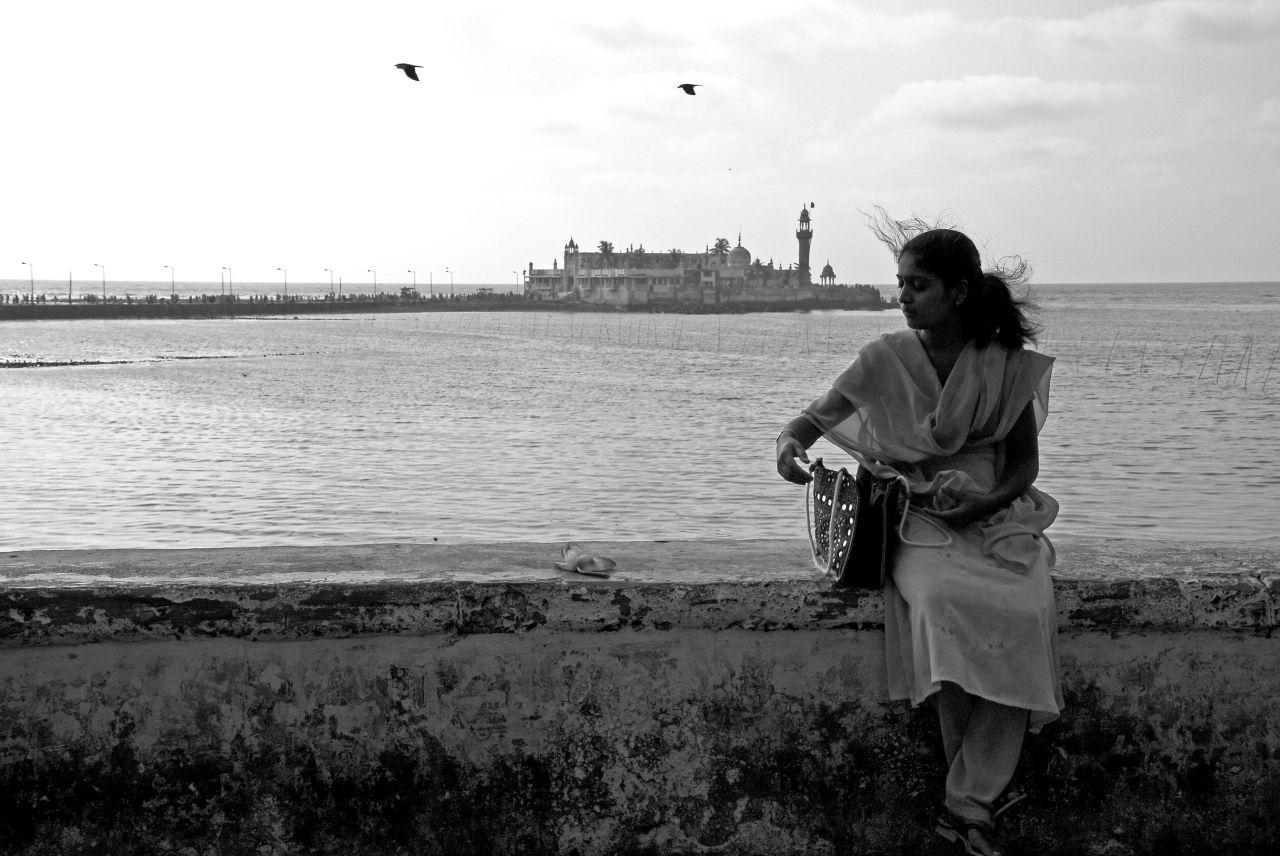 Uno scorcio di Mumbai