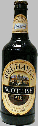 Belhaven Scottish Ale by Vineyard Cafe.