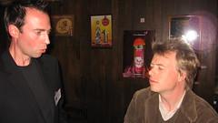 Napraten (Wetenschapscafé Gent) Tags: brugge gert wetenschapscafe augent