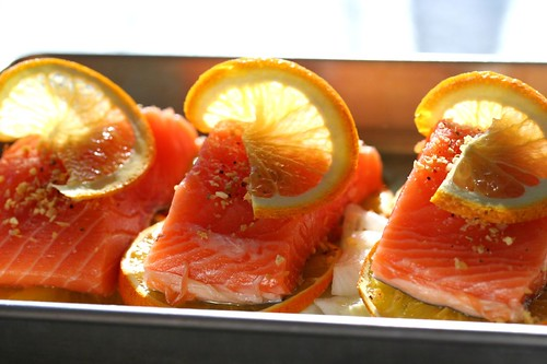 Medium rare salmon steak recipes