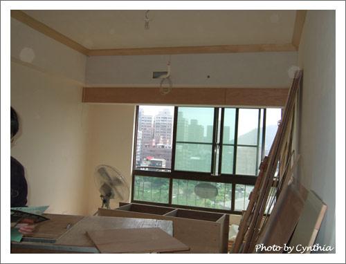 客廳天花線板