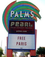 Free Paris At The Palms
