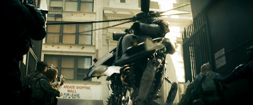 Transformers pelicula<br /> Blackout