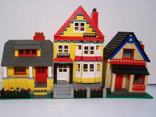 Little Houses on Flickr
