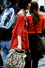 popolo precario - la borsa di tappeto di meripoppins - by [auro]