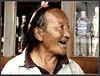 A Tibetan man in Ravangla market (Sukanto Debnath) Tags: portrait india man market sony ethnic f828 sikkim jesters debnath ravangla sukanto sukantodebnath