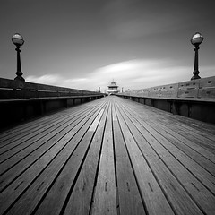 On Clevedon Pier I (Adam Clutterbuck) Tags: uk longexposure greatbritain england blackandwhite bw seascape monochrome square landscape lights mono pier blackwhite boards victorian wideangle somerset symmetry bn elements gb symmetrical blogged bandw sq planks limitededition fa clevedon northsomerset greengage adamclutterbuck sqbw bwsq showinrecentset shortedition le50 limitededition50