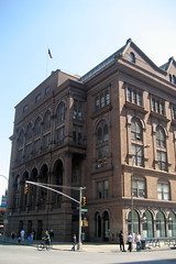 NYC - East Village: Cooper Union for the Advancement of Science and Art by wallyg on Flickr