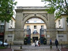 Hotel Sofitel - Chateau de Versailles - Front
