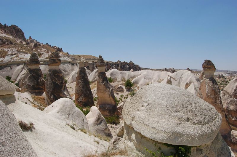 PASABAGI Fairy Chimneys