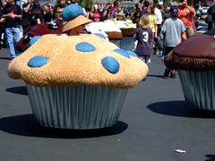 Motorized Cupcakes