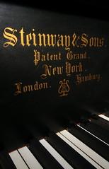 Steinway Patent Grand © Bradburn