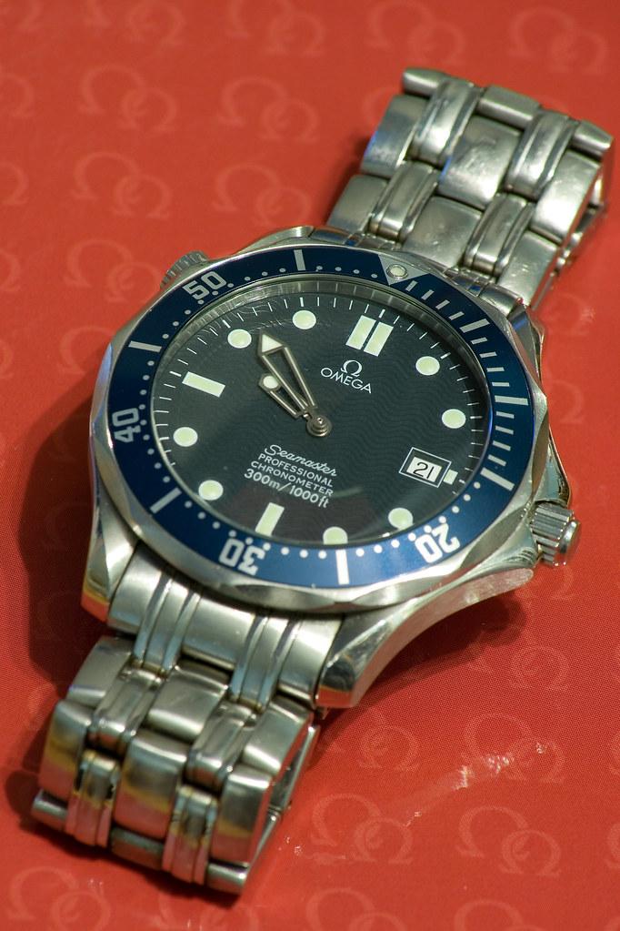 Omega Seamaster 2
