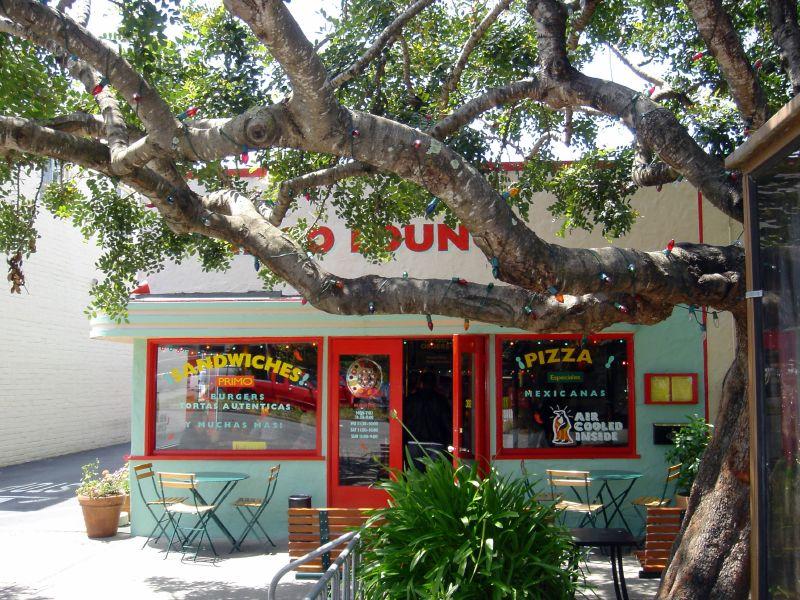 Joe's Taco Lounge