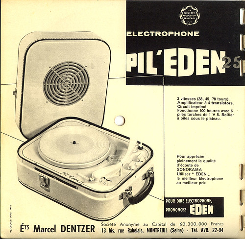 Electrophone!