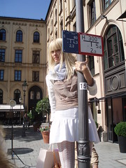 Sandy (chanzo) Tags: mnchen blond catira maximilianstrasse outshopping