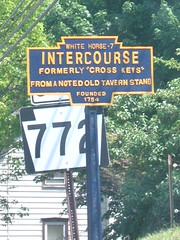 Welcome to Intercourse