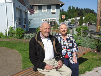Norm and Barbara Walker