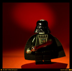Darth Vader Portrait - by Balakov