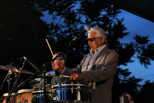 Pete Escovedo Orchestra @ Arte Americas - May 25, 2007