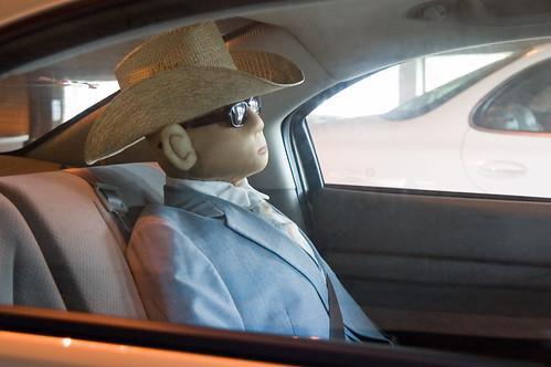 carpool buddy