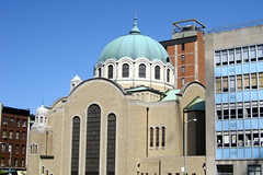 NYC - East Village: St. George Ukrainian Catholic Church by wallyg, on Flickr