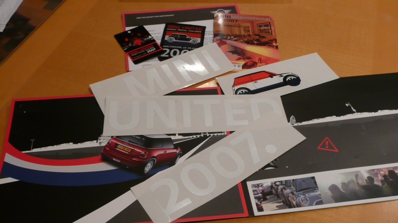 MINI United Pack