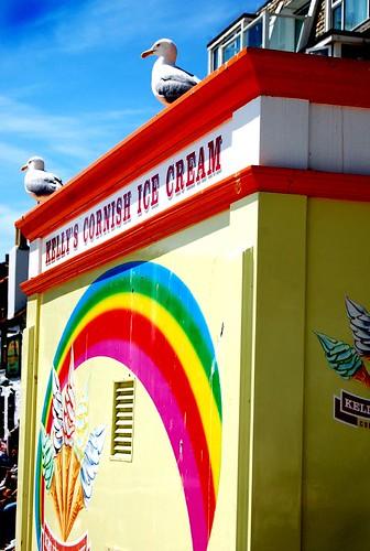 kelly's ice cream. *vixpix*