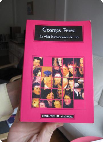 La vida instrucciones de uso, Georges Perec