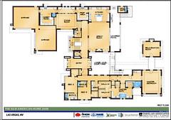 floor plan, first floor (by: Danielian Associates)
