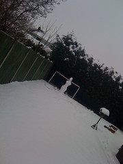 Snowbabe (NeilStephenson) Tags: snow snowman neil stephenson neilstephenson snowbabe