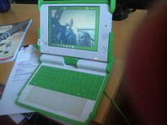 OLPC Children's Machine XO