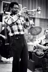 Woody Shaw - SUNY Brockport (Tom Marcello) Tags: photography trumpet jazz jazzmusic jazzmusicians woodyshaw jazzplayers jazzworkshop jazzphotos jazzphotography jazzphotographs tommarcello