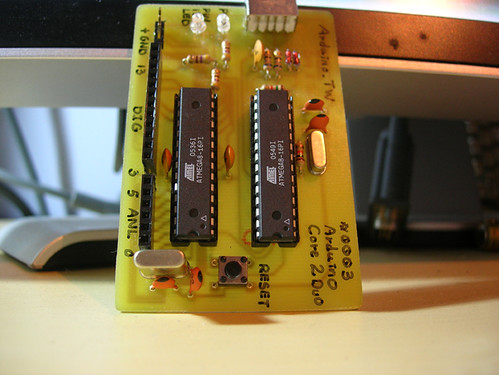 4,arduino core2