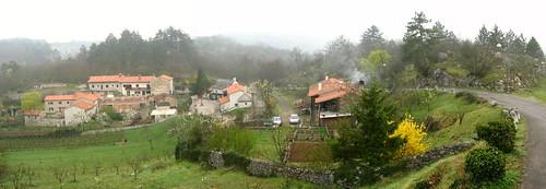Village near Škocjanske caves, Slovenia