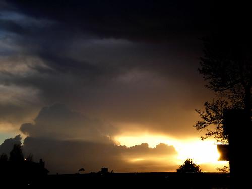 céu de hoje | sky today