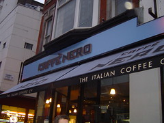 Picture of Caffe Nero, W1D 1BF