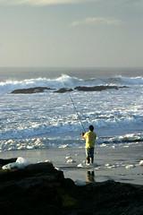 Pescador - by Naturaleza